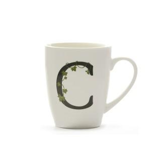 Mug Lettera 'C' Cc 380 Gb