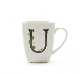 Mug Lettera 'U' Cc 380 Gb